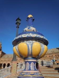 plaza espana detail