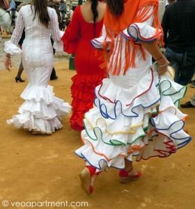 feria flamenco dresses