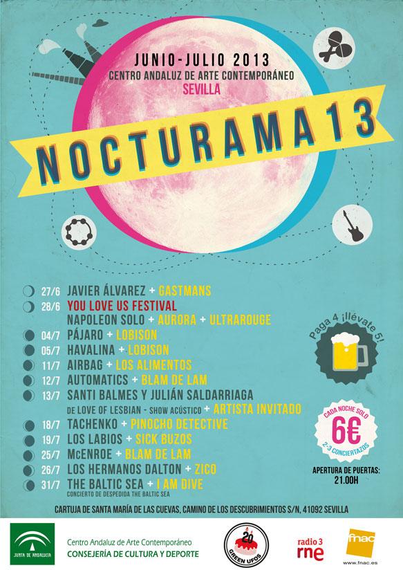 Nocturama 2013