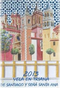 vela santa ana 2013