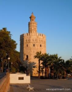 arenal torre del oro