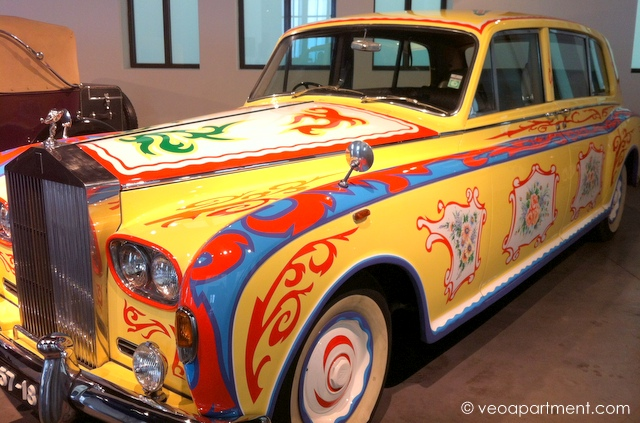 Malaga  Automobile Museum  veoapartment
