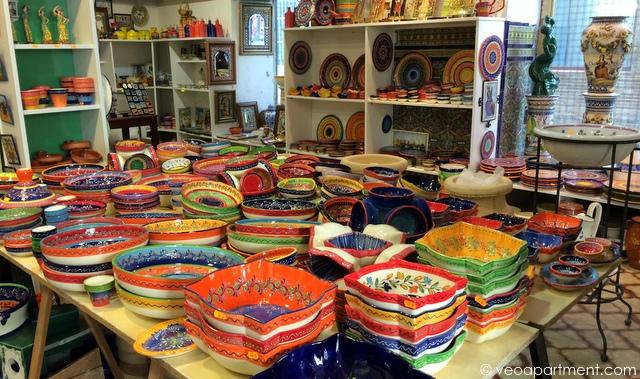 ceramics triana