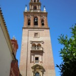 carmona san pedro church tower