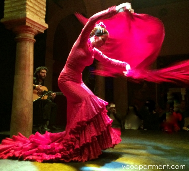 local flamenco