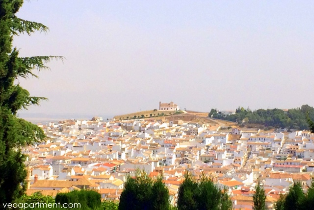 antequera from castle