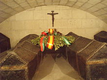 Coffins of the Catholic Kings (courtesy of Wikimedia)