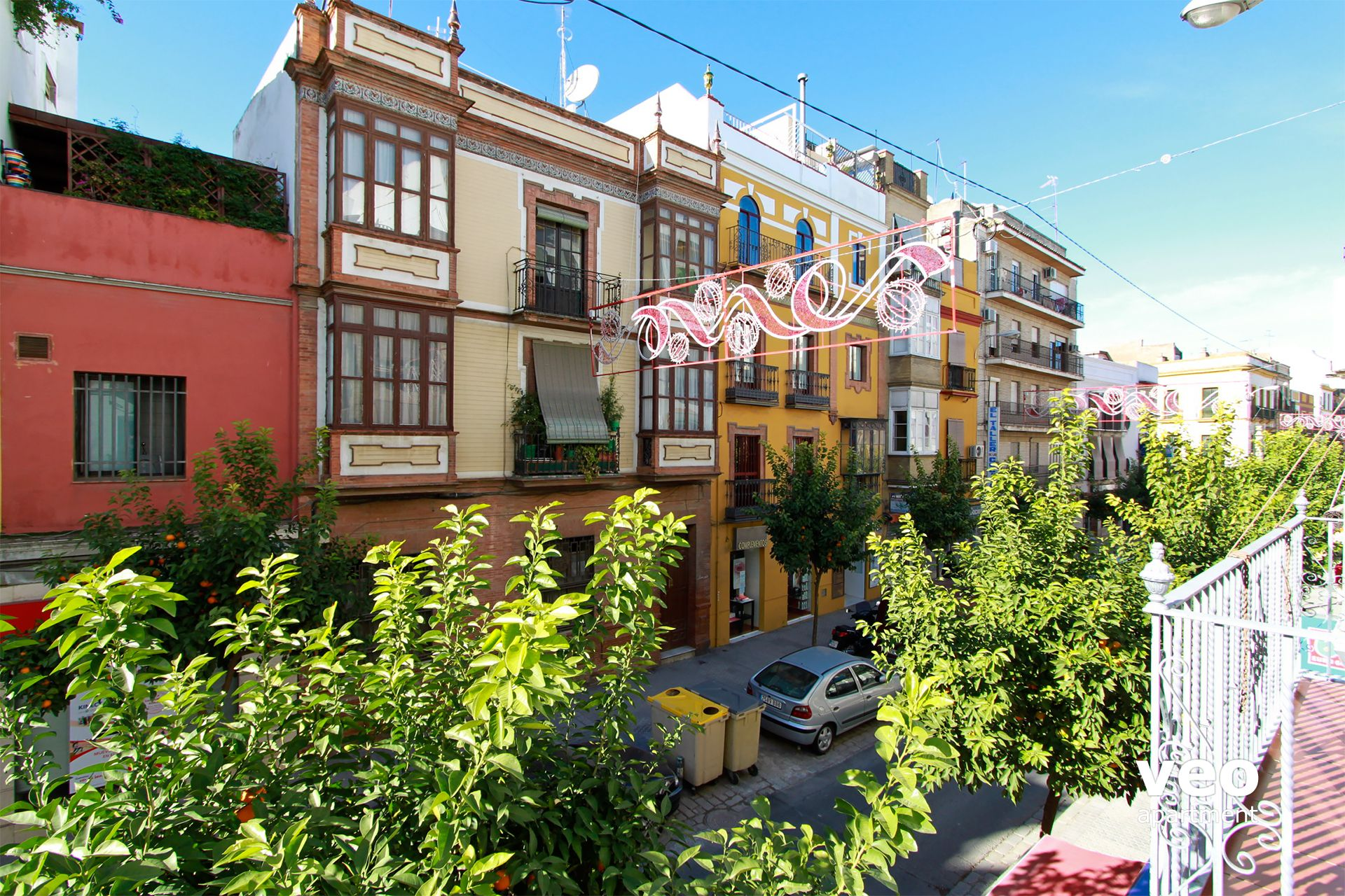 Apartment Mieten Feria Strasse Sevilla Spanien Feria 2a