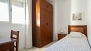 Sevilla Ferienwohnung - Third bedroom with single bed.