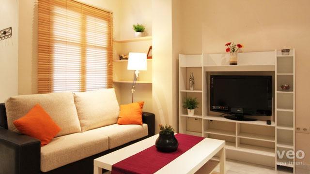 Appartement rue ximenez de enciso s ville espagne - Prix pour meubler un appartement ...