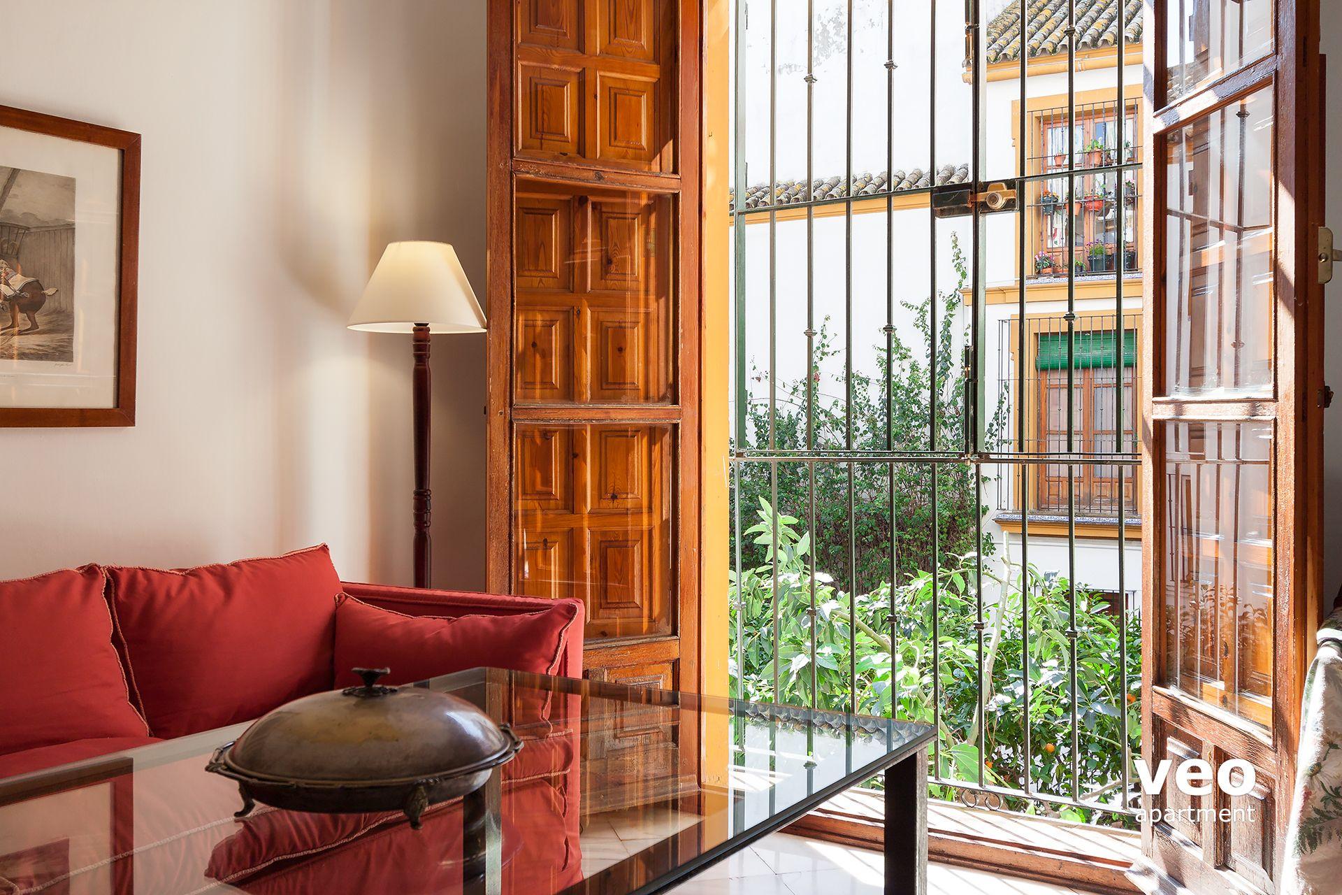 Appartement Place Santa Cruz Seville Espagne Plaza Santa Cruz A