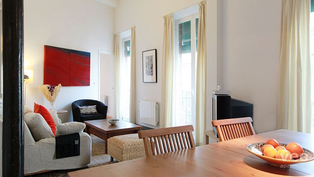 Rent vacation apartment in Seville Gerona street Seville