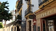 Seville Apartment - The Altamira Bar Café.