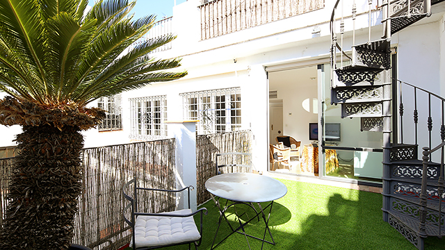 Rent vacation apartment in Seville Zaragoza Street Seville