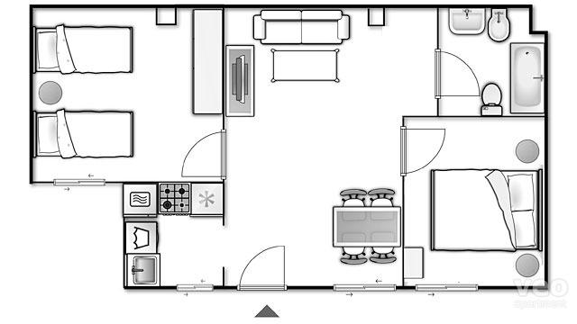 planos de casas en español