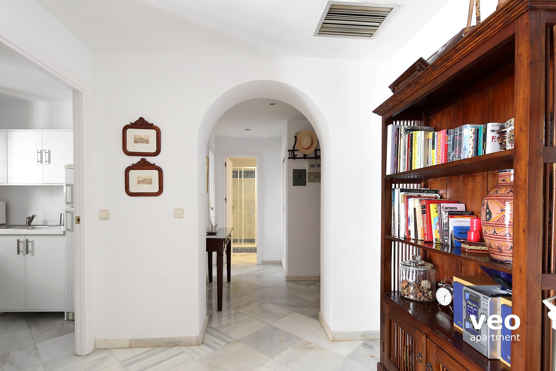 Apartment mieten Santa Cruz Platz Sevilla Spanien | Plaza Santa Cruz ...