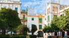 apartment rental in Seville Plaza Santa Cruz B