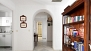 Seville Apartment - A short corridor leads to the bedroom and bathroom.