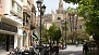 Sevilla Ferienwohnung - The apartment building is very close to the Cathedral.