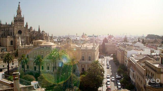 Sevilla apartmento calle adolfo rodr guez jurado sevilla for Alquiler de apartamentos en sevilla centro