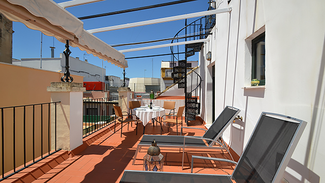 Rent vacation apartment in Seville Lagar Street Seville