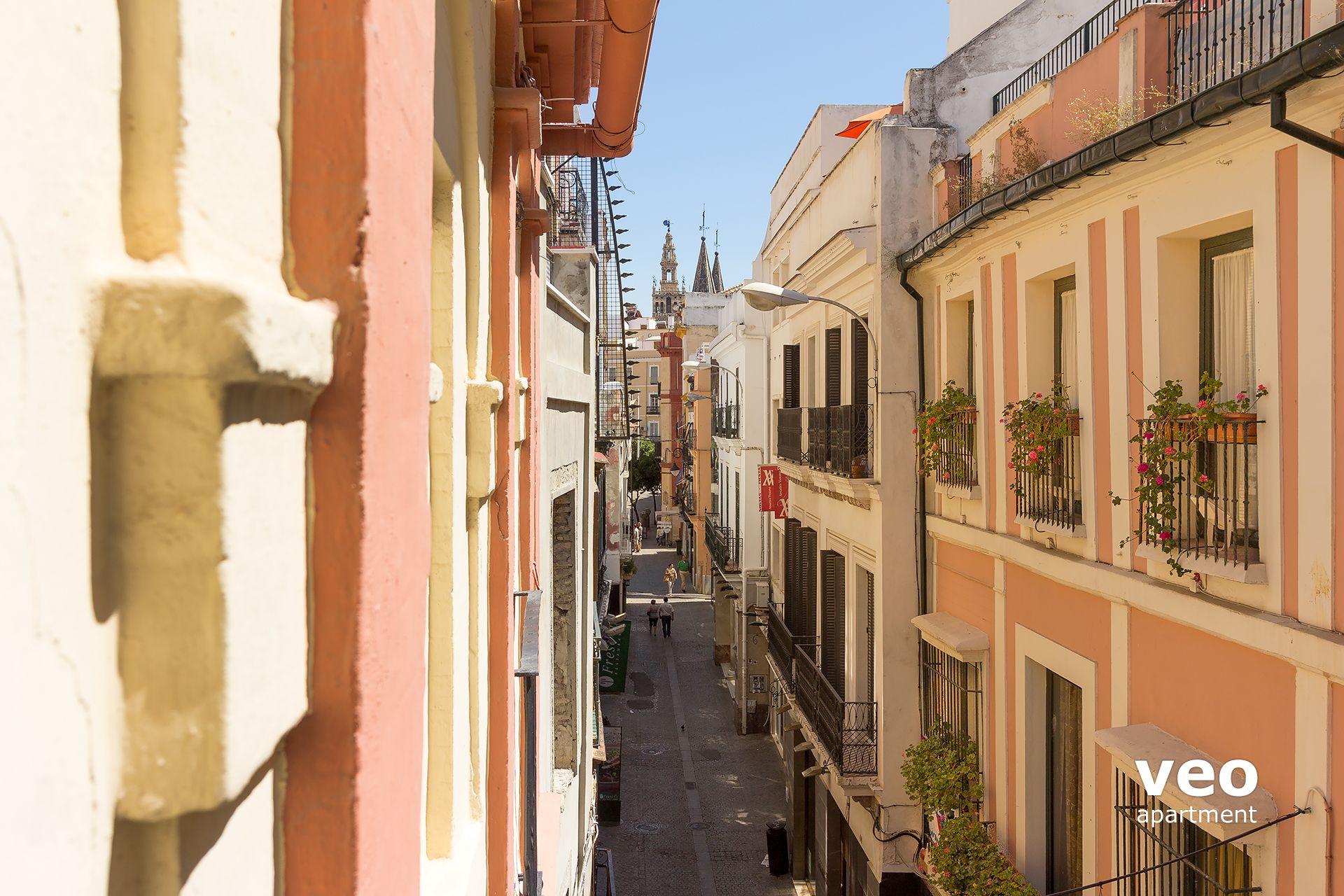 Seville Apartment Lagar Street Seville Spain Cuna