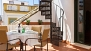 Seville Apartment - The terrace is the ideal place to have your meal.