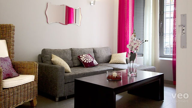 Rent vacation apartment in Seville Palacios Malaver Street Seville