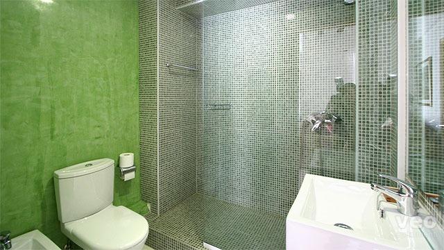 Baños Modernos Con Plato De Ducha:Museo 6: Cuarto de baño con plato de ducha