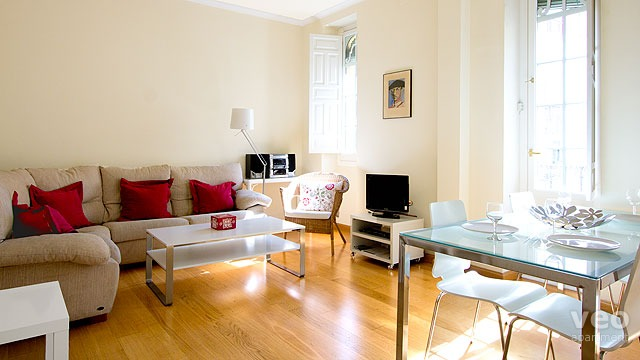 Rent vacation apartment in Seville Antonia Diaz Street Seville