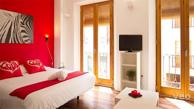 Granada apartmento calle cuesta de gom rez granada espa a albaic n 2 alquiler de apartamento - Casas para alquilar en granada ...