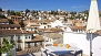 Granada Apartment - Private terrace with wonderful views over the rooftops of the Albaic�n.