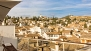 Granada Apartment - The terrace is ideal to relax and enjoy the wonderful views over Granada's rooftops.