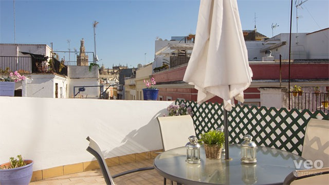 Rent vacacional apartment in Sevilla Calle Quirós Sevilla