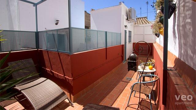 Sevilla apartmento calle vidrio sevilla espa a vidrio for Alquiler de apartamentos por dias en sevilla