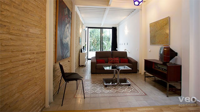 Rent vacation apartment in Seville Correduria Street Seville
