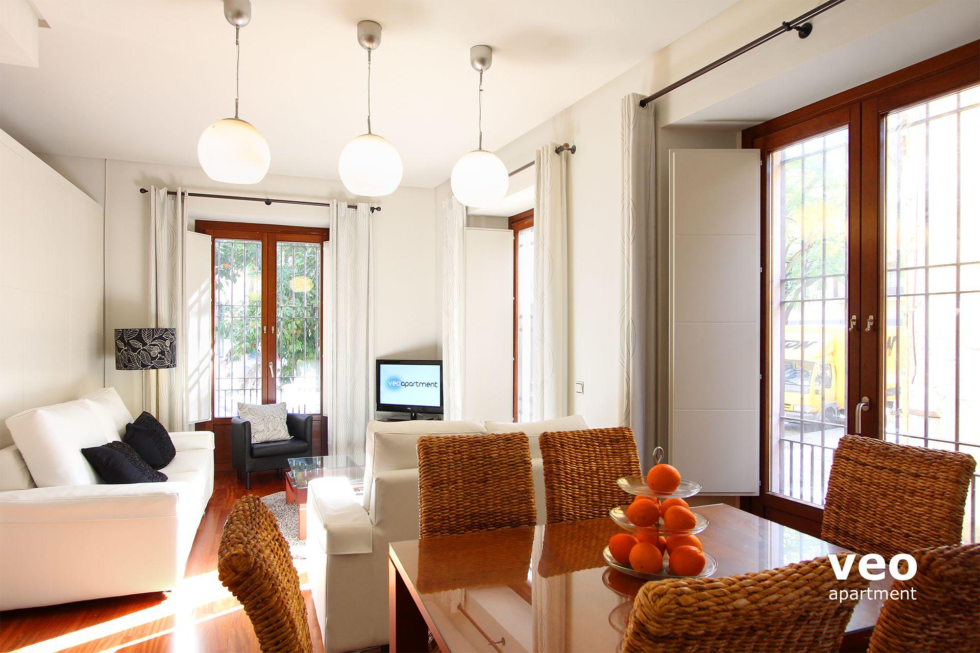 Appartement Place De los Terceros Séville Espagne