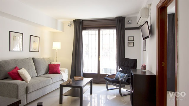 Rent vacacional apartment in Sevilla Calle Laraña Sevilla