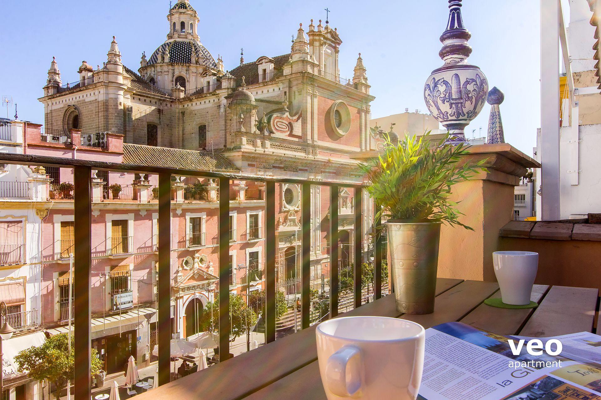 Seville Apartment Del Salvador Square Seville Spain