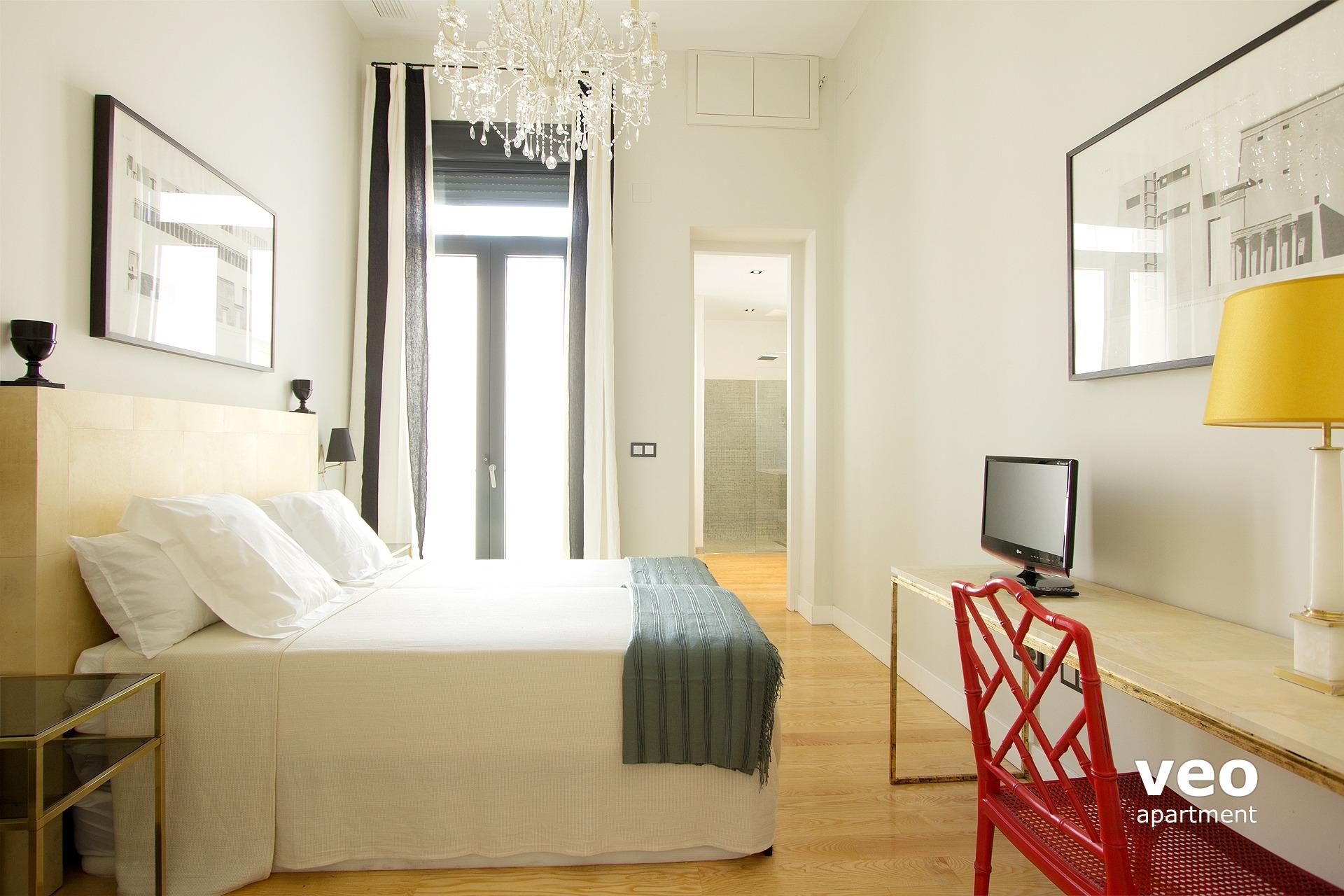 Apartment mieten Teodosio Strasse Sevilla Spanien Teodosio Terrasse