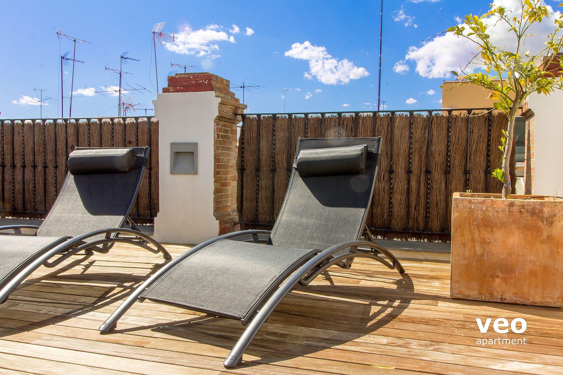 Sevilla apartmento calle teodosio sevilla espa a for Piscina fuori terra 3x2