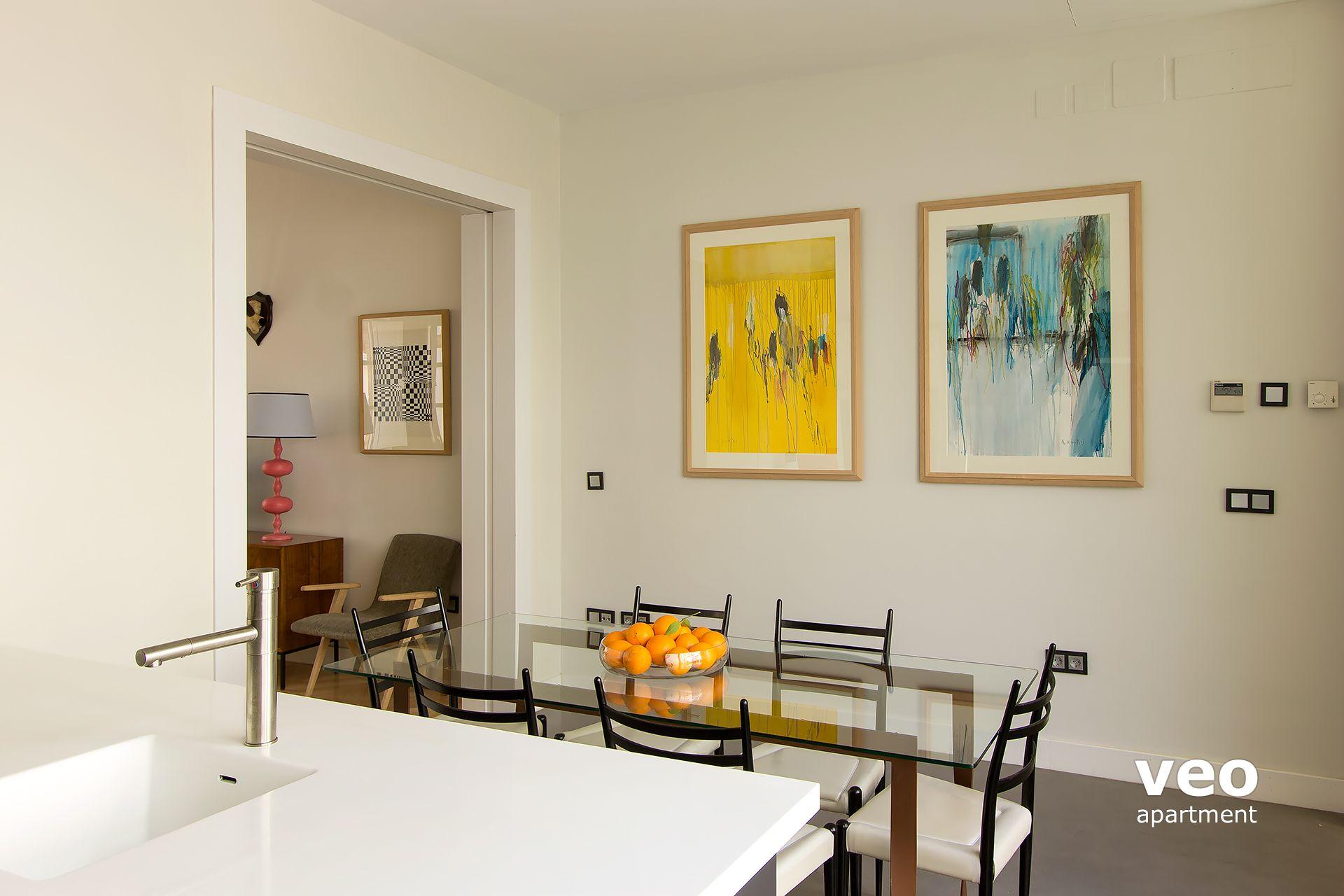 Apartment mieten Teodosio Strasse Sevilla Spanien