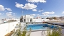 Seville Apartment - Private terrace. Pool: 3x2 meters. Opened 12 months of the year.