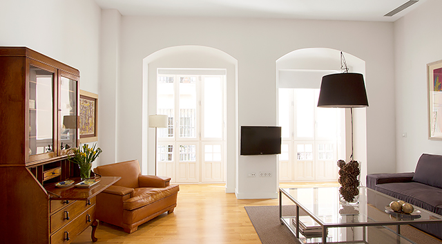 Rent vacation apartment in Seville Teodosio Street Seville