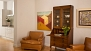 Sevilla Apartamento - The apartment is decorated in a contemporary style and has a welcoming feeling.