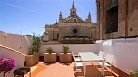 Accommodation Seville Campanario Terrace | Historic house beside the church of el Salvador