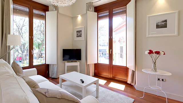 Rent vacacional apartment in Sevilla Plaza De los Terceros Sevilla