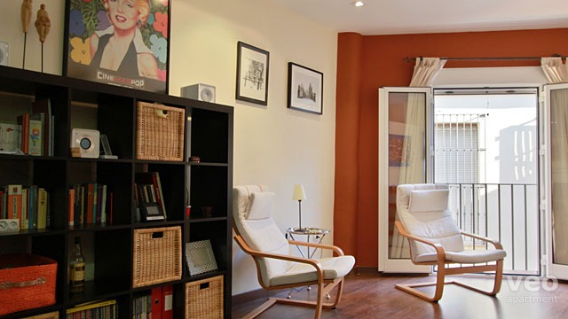 Rent vacation apartment in Seville San Felipe Street Seville