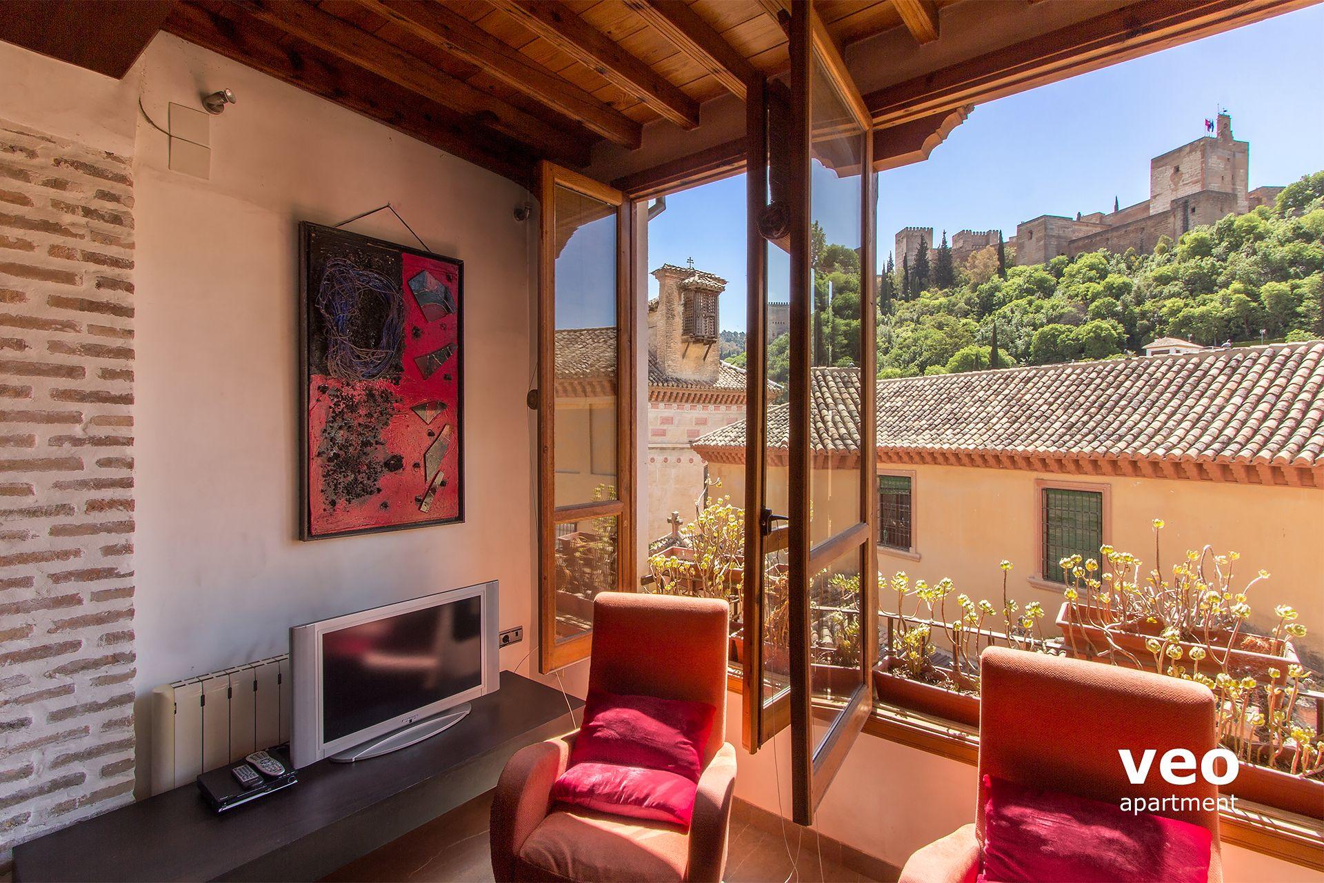 Granada Apartment Santa Ines Alta Placeta Granada Spain