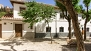 Granada Apartamento - The apartment is on a small square in the Albaic�n. The facade is the first house on the left.
